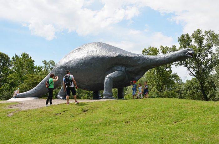 Brontosauro (Brontosaurus)