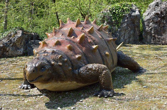 Scolosauro (Scolosaurus)
