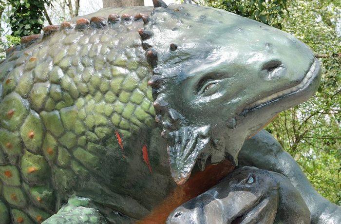 Scutosauro (Scutosaurus)