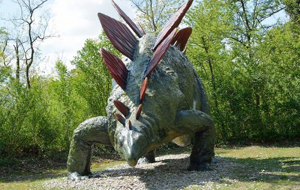 Stegosauro (Stegosaurus)