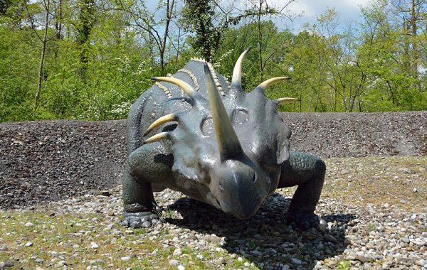 Stiracosauro (Styracosaurus)