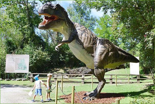 Parco della preistoria un tuffo nel giurassico - Immagini di dinosauro da colorare in ...