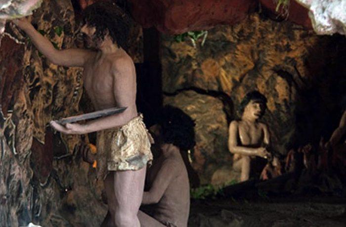 Uomo di Cro-Magnon  (H. sapiens)